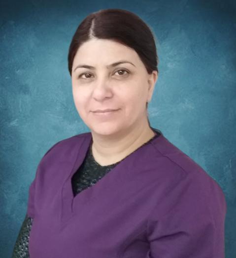 Zohreh Mirbagheri
